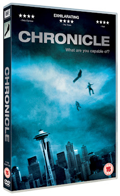 Chronicle (2012) DVD