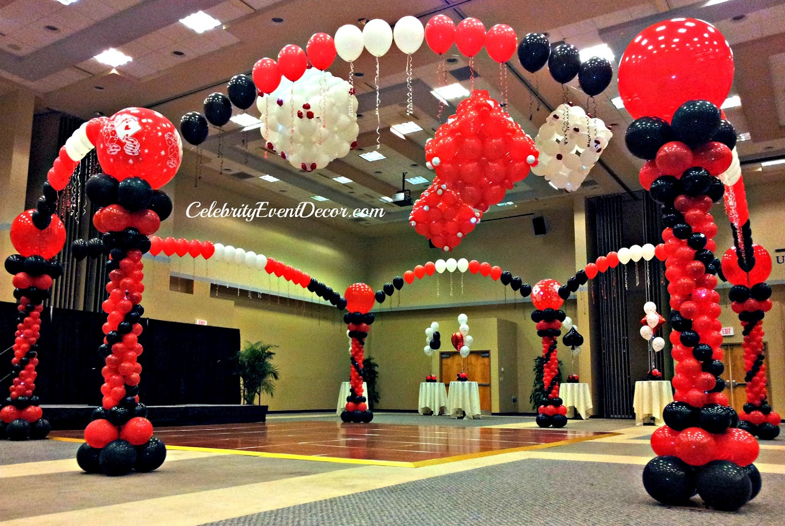 Casino Theme Party Decorations Ideas Part - 38: Celebrity Event Decor, LLC Celebrity Event Decor, LLC