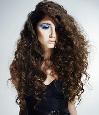 peinados+en+melenas+rizadas