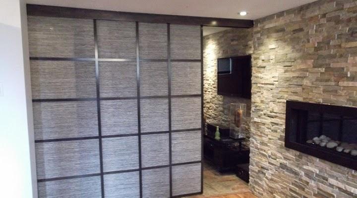 Marzua los paneles japoneses para separar ambientes - Mamparas separadoras de ambientes ...
