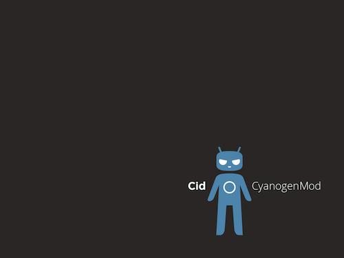 Cyanogen Mod 10 Wallpaper 5