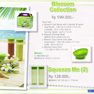 tupperware promo januari 2013