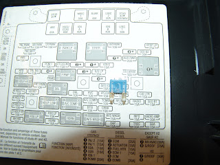 Scan Tool Will Not  municate Power Up moreover Fuses additionally 2004 Gmc Astro Van Engine Diagram besides Fuses additionally Replace. on 2004 chevy express van fuse box diagram