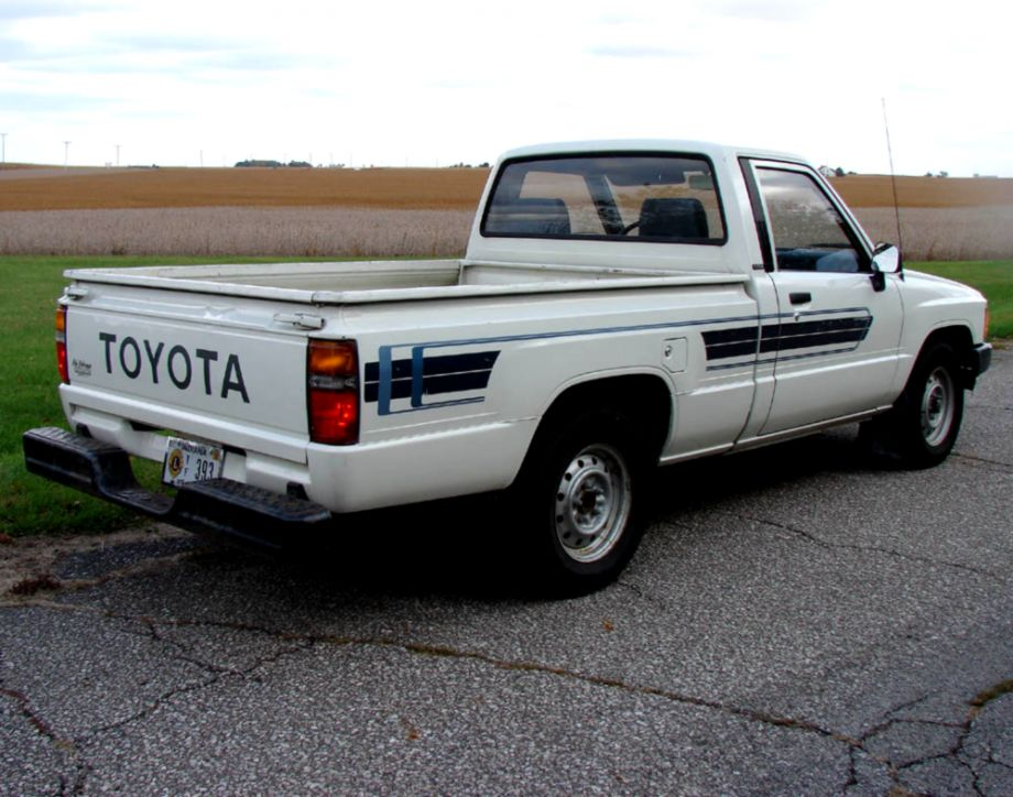 pretty tiny pickup truck. View Original Size Small Pickup Trucks Toyota  Best image Background