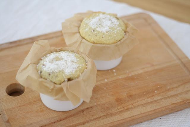 Kokos Muffin Blogger