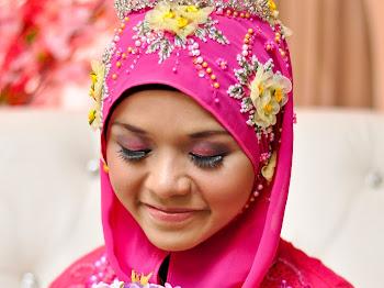 Majlis Pernikahan Tema Pink