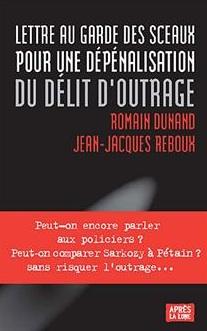 Romain DUNAND  J.-J. REBOUX