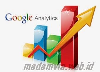 Cara Memasang Kode Google Analytics Pada Blog 1