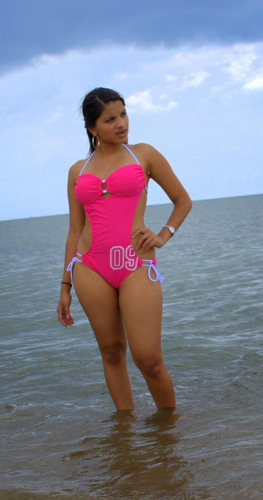 Indian bollywood bikini