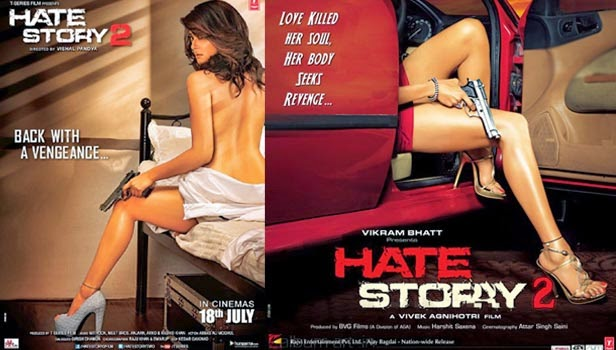 Upcoming Bollywood Movie Hate Story 2