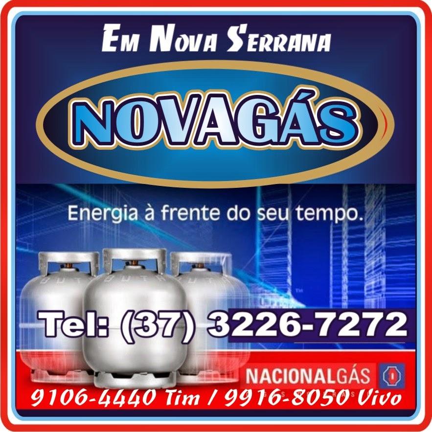 Gás em Nova Serrana - Novagás