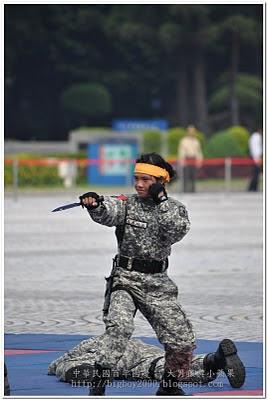 陸軍特戰部隊綜合搏擊 - 涼山特種部隊