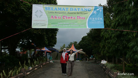 Banner Depan Lomba