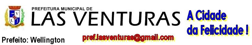 Site Oficial de Las Venturas