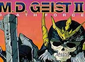MD Geist II - Death Force (OVA)