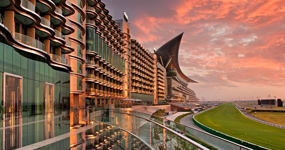 Passion for luxury meydan hotel in dubai for horse race for No 1 hotel in dubai