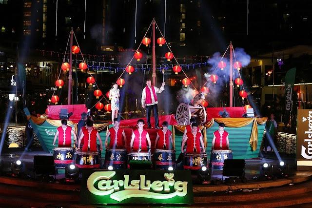 hendrik juel andersen carlsberg malaysia managing director cny 2015 ship