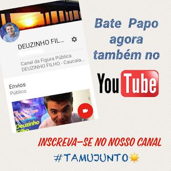 DEUZINHO FILHO NO YOUTUBE