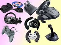 Gambar Joy Stick dan Games Paddle