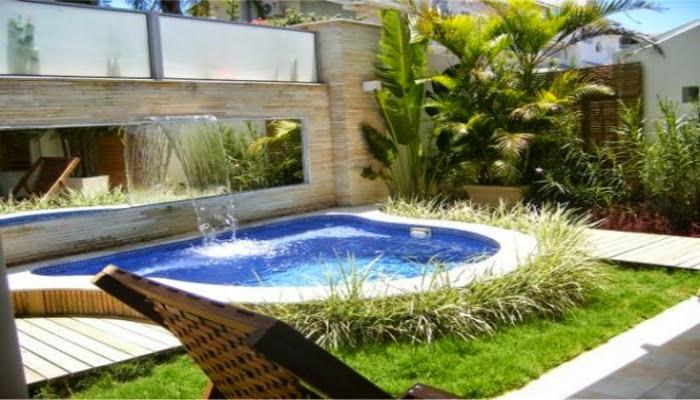 Lessandra dottori arquitetura e interiores piscinas pr for Piscinas interiores pequenas