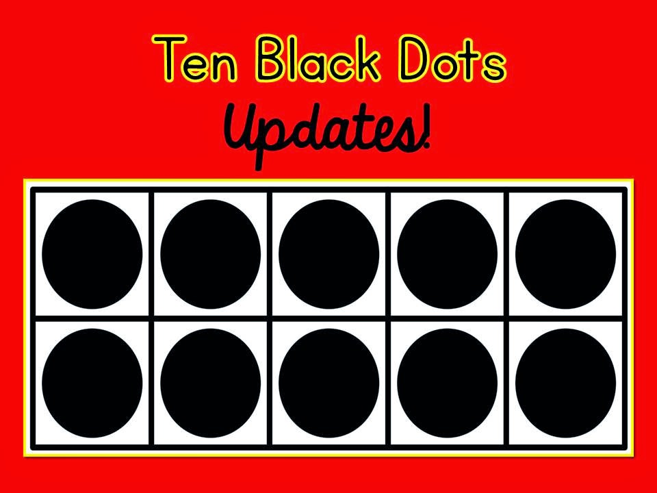 http://www.teacherspayteachers.com/Product/Ten-Black-Dots-Printables-924059