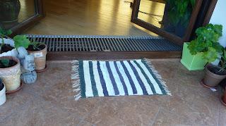 jak zrobic dywanik ze szmatek