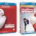 Les Nouveaux Héros en DVD et Blu-ray