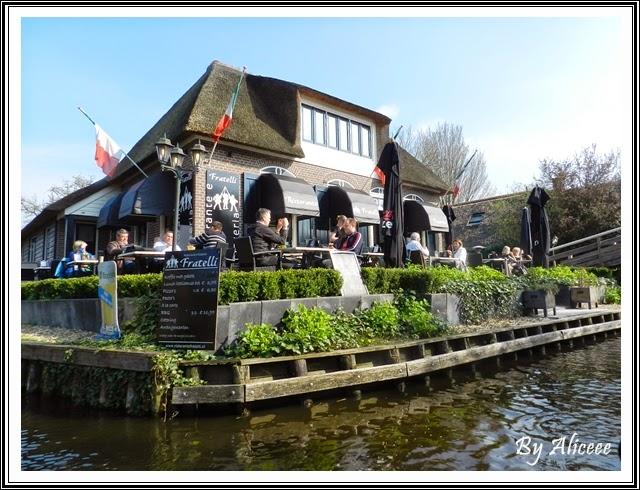 Giethoorn-venetia-olandei-restaurant