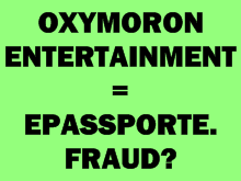 Christopher Mallick Lawsuits at Oxymoron Entertainment
