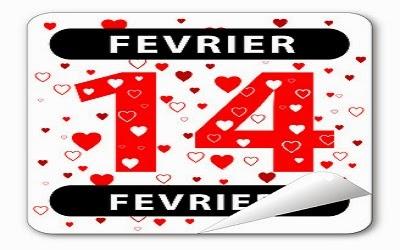 Modèles sms d'amour saint valentin