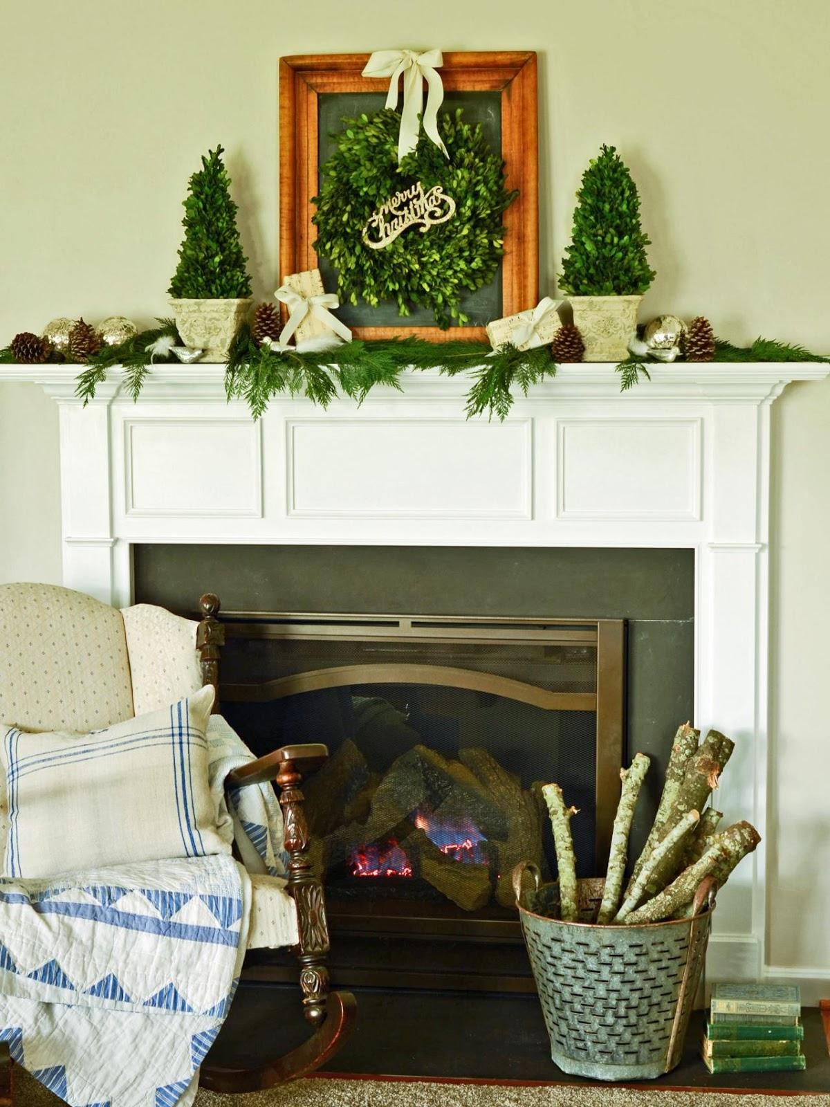 10 incredibili decorazioni natalizie economiche e fai da for Decorazioni salotto