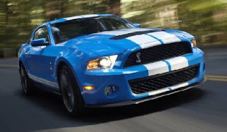 2012 ford gt mustang