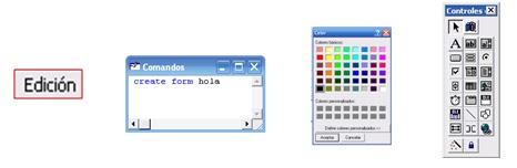 Maestra ept objetos en visual foxpro for Cuales son las caracteristicas de la oficina