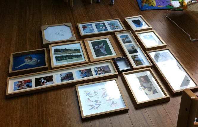 Something I Made: Frame-Cluster Friday!