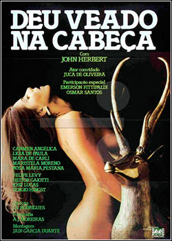 Download - Deu Veado Na Cabeça - DVDRip - AVI - Nacional (SEM CORTES)
