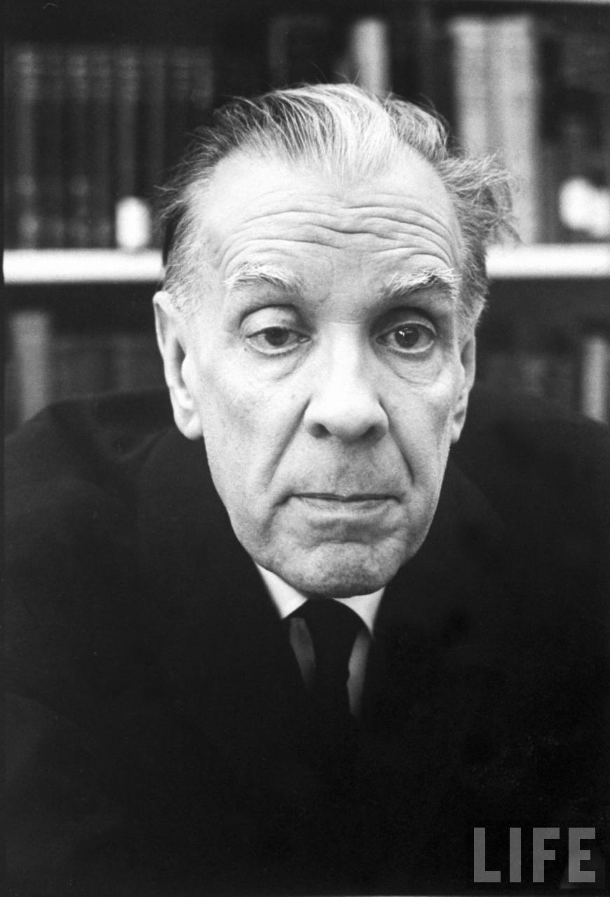 jorge luis borges This is the jorge luis borges whom the artful dodge encountered on april 25,  1980  but of course, in those days nobody thought about a writer being famous ,.