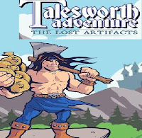 Talesworth Adventure The Lost Artifacts walkthrough.