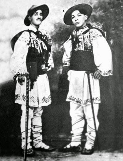 Dumitru Dan si Paul Parvu
