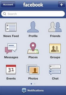 Facebook Client updated for iOS and Windows Phone