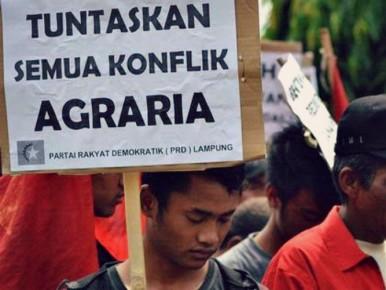 Konflik Agraria Mengila, Presiden Diminta Turun Tangan
