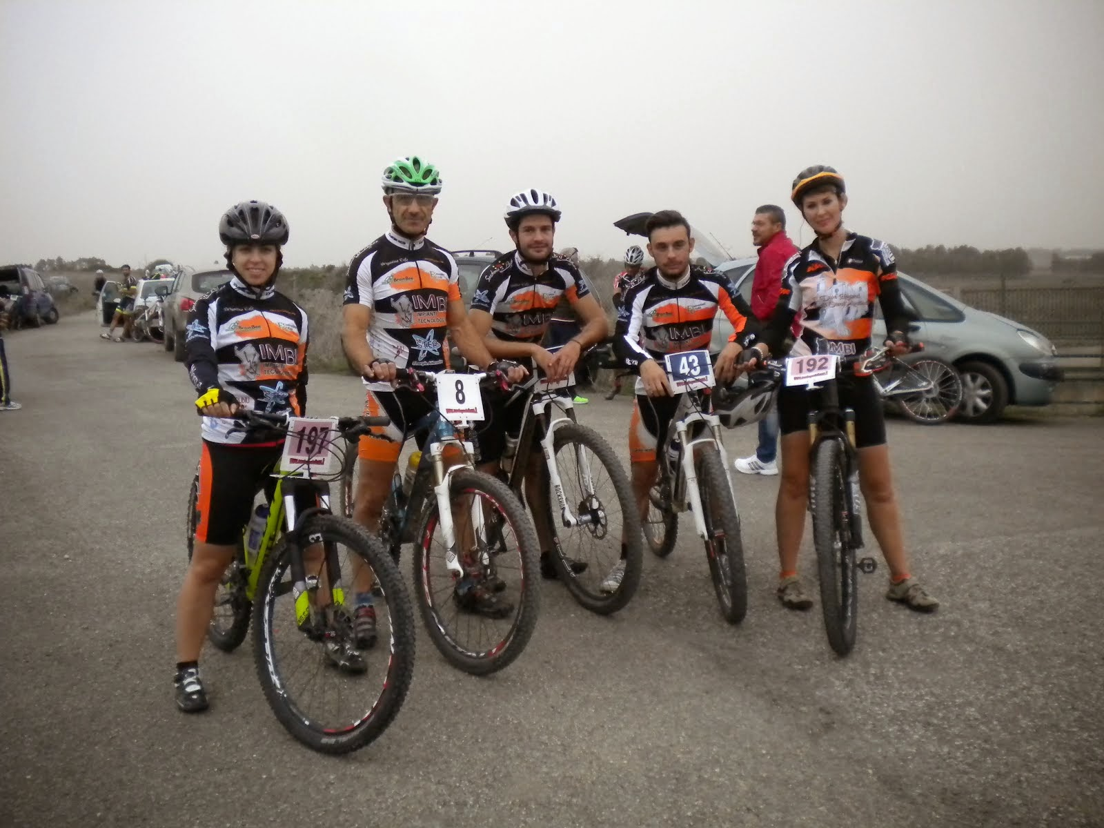 Foto 5^ Prova Campionato CSAin