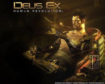 #21 Deus Ex Wallpaper