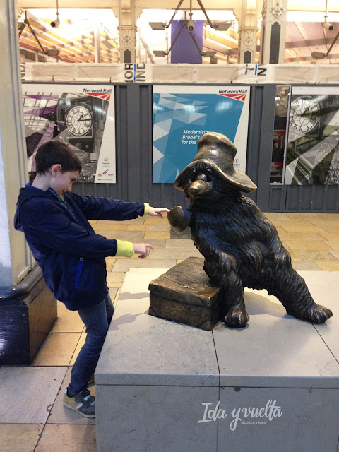 Paddington en Londres