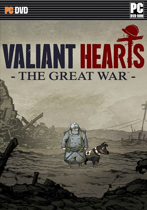 Valiant Hearts The Great War release