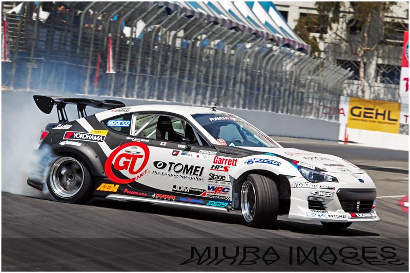 Subaru BRZ, drift