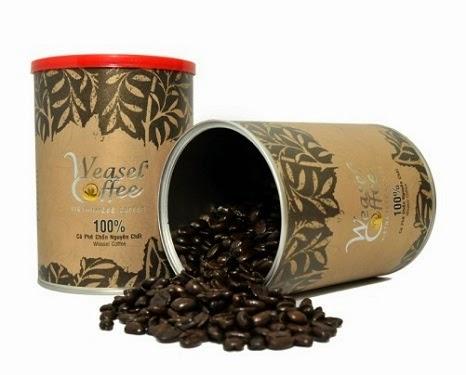 Cafe Chồn Arabica