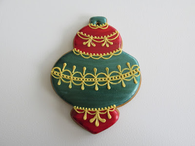 Gingerbread Christmas ornament by Tunde Dugantsi