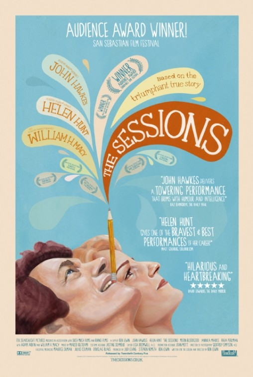 Helen Hunt the Sessions Movie 2012
