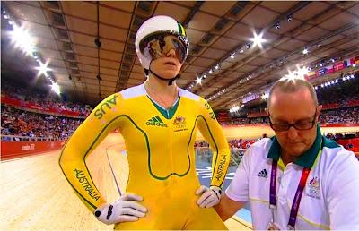 Anna  Mears medalla de oro