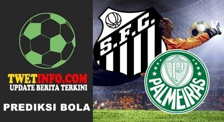 Prediksi Santos vs Palmeiras